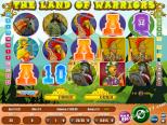bedava slot oyunları Land Of Warriors Wirex Games